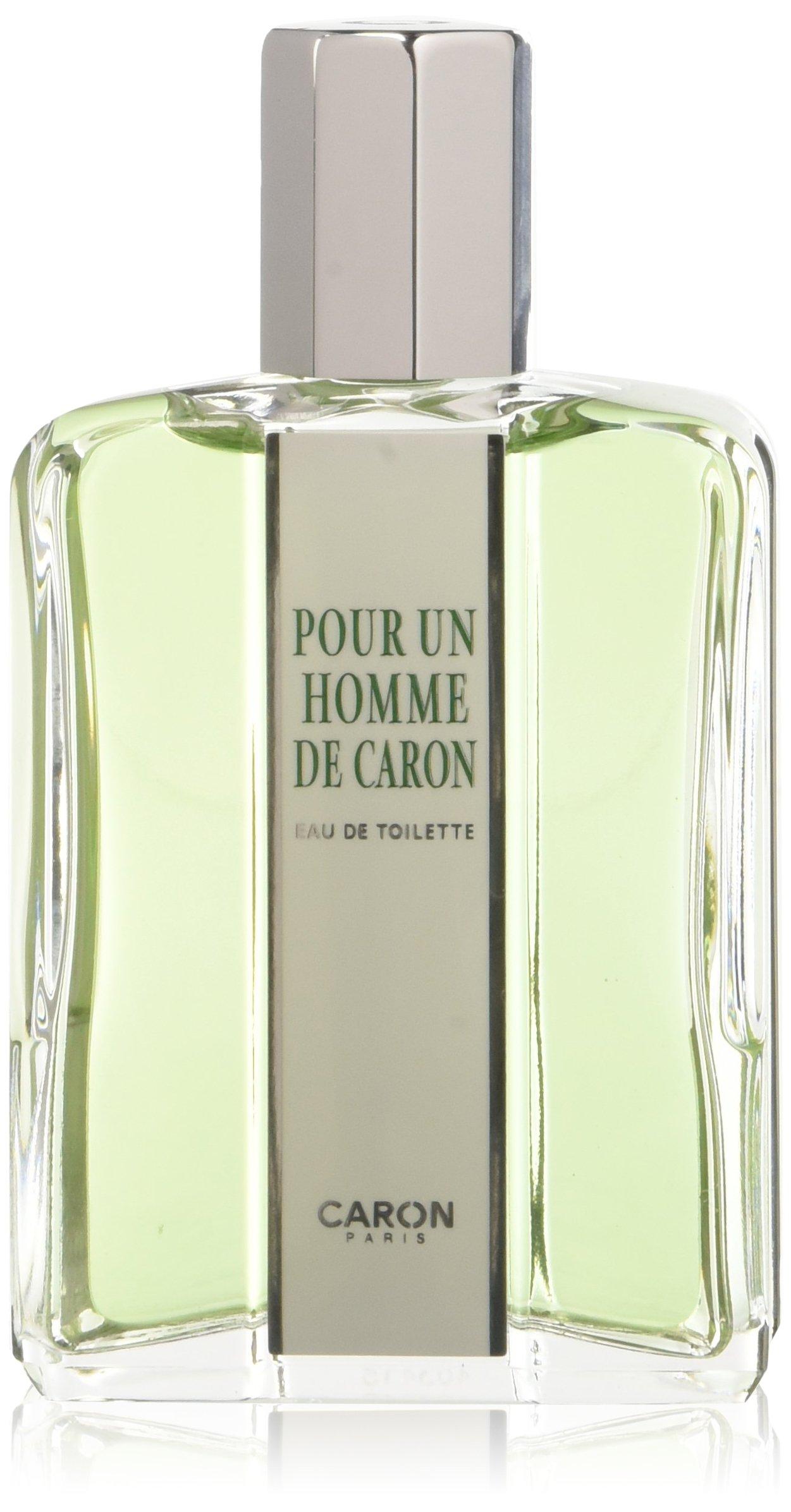 CARON PARIS Pour Un Homme De Caron Eau de Toilette Spray, 4.2 fl. oz.