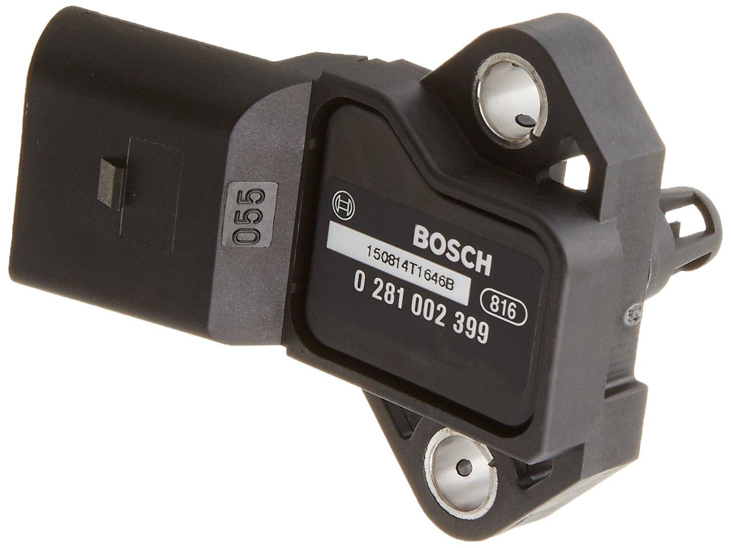 Bosch Original Equipment 0281002399 Manifold Absolute Pressure Sensor (MAP)