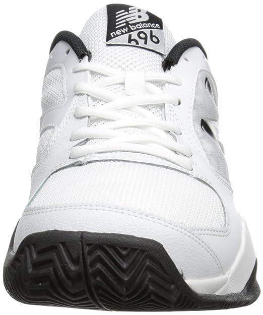 online store 0ba34 5c6a2 Amazon.com   New Balance Men s MC696 Light Weight Tennis Shoe   Tennis    Racquet Sports