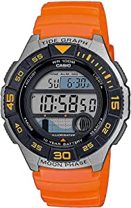 Reloj Digital de Cuarzo para Hombre con Correa de Resina.