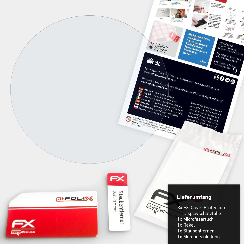 atFoliX Lámina Protectora de Pantalla Compatible con Casio WSD-F20 ...