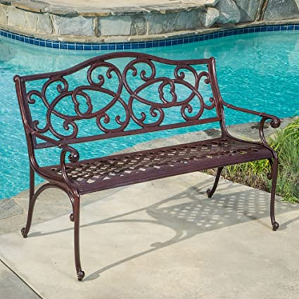Amazon Best Selling Home Decor Furniture Patrick 4 Ft Garden Bench Outdoor