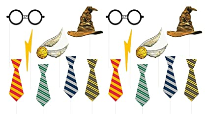 photo relating to Harry Potter Printable Props identify Harry Potter Picture Booth Props 2pack