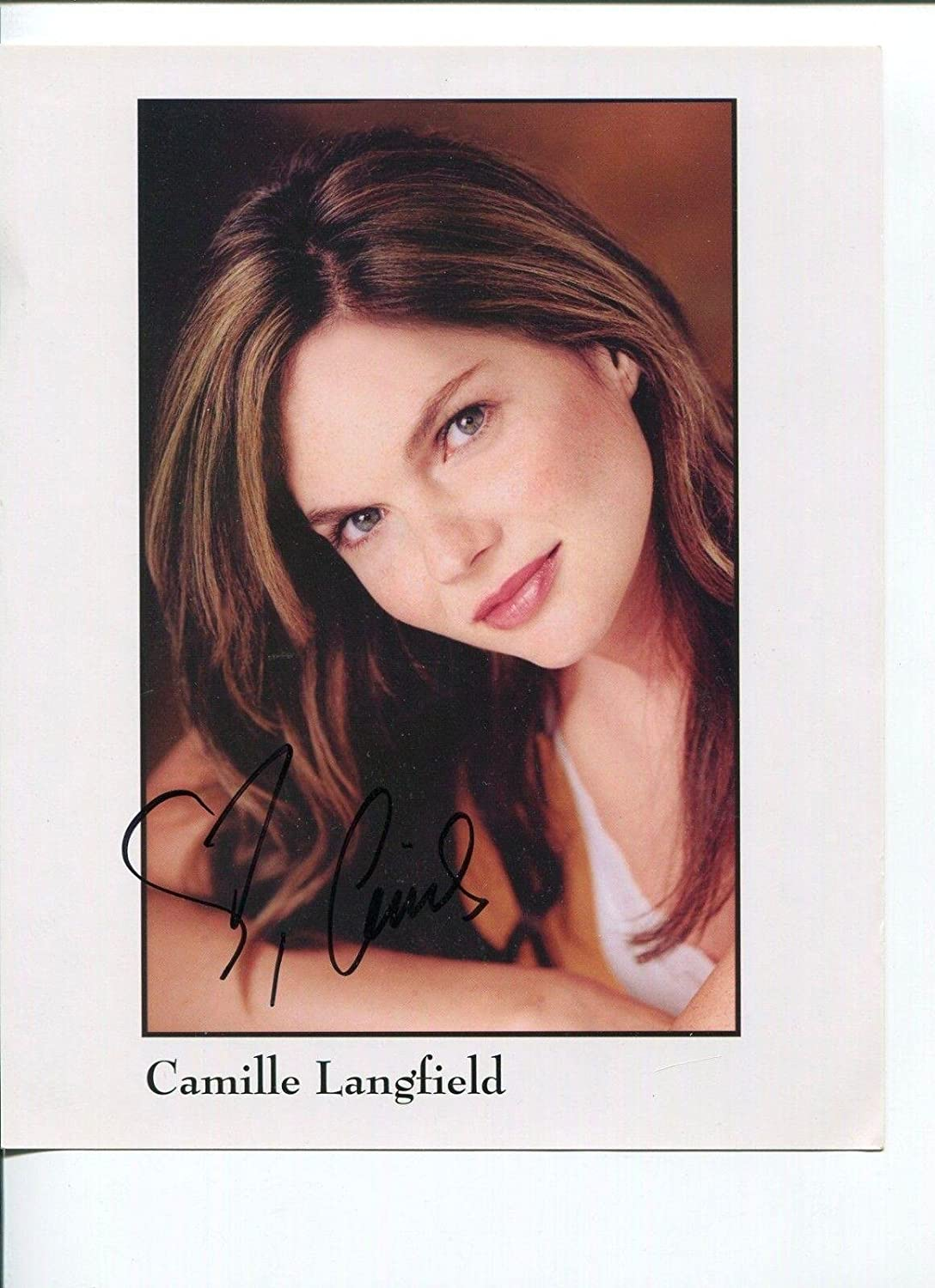 Camille Langfield Nude Photos 20