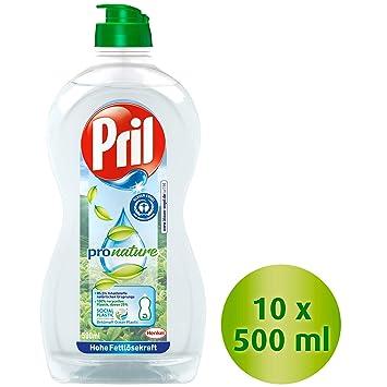 Pril Pro calendula sensitiva natural, detergente ...