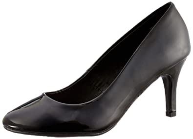 promo code 19a38 14d7a Dune London Women's Abree X Pumps: Buy Online at Low Prices ...