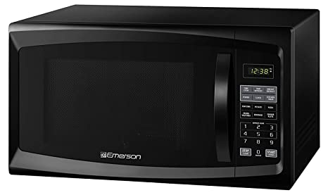 Amazon.com: Microondas 1.6 Cu ft 1100 W Negro mw1612ba ...