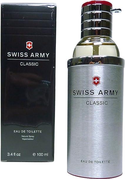de Victorinox Swiss Army Classic Eau Toilette Spray, 100 ml