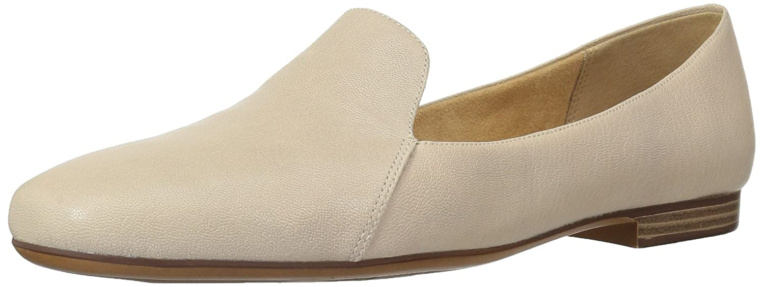 Naturalizer Women's Emiline Slip-on Loafer B06Y5SLLFH 6 W US|Porcelain