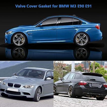Auto Engine Valve Cover Gasket for BMW E34 E36 E46 KIMISS Car Seal Gasket 11121432885