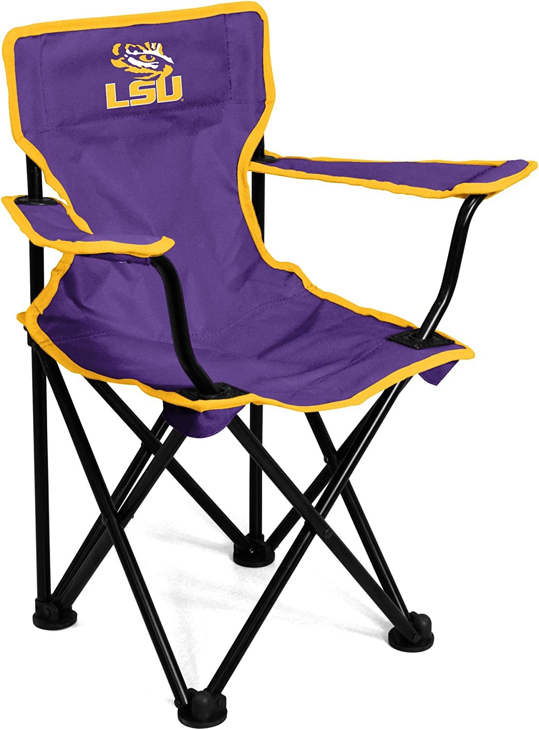 Logo Brands NCAA LSU Tigers Toddler Chair
