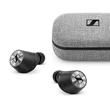 aec48da27f5 Sennheiser MOMENTUM True Wireless In-Ear Headphones with Touch Control,  Transparent Hearing and Charging