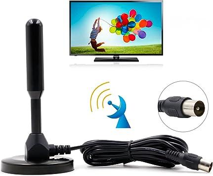 Surwin Antena de Alta Ganancia TDT (Televisión Digital ...