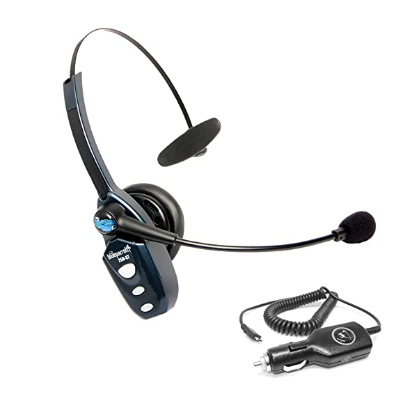 amazon com vxi blueparrott b250 xt bluetooth headset with ac power rh amazon com BlueParrott B250-XT Plus Blue Parrot B250-XT Walmart