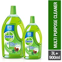 Dettol Pine Healthy Home All- Purpose Cleaner 3L + 900ml
