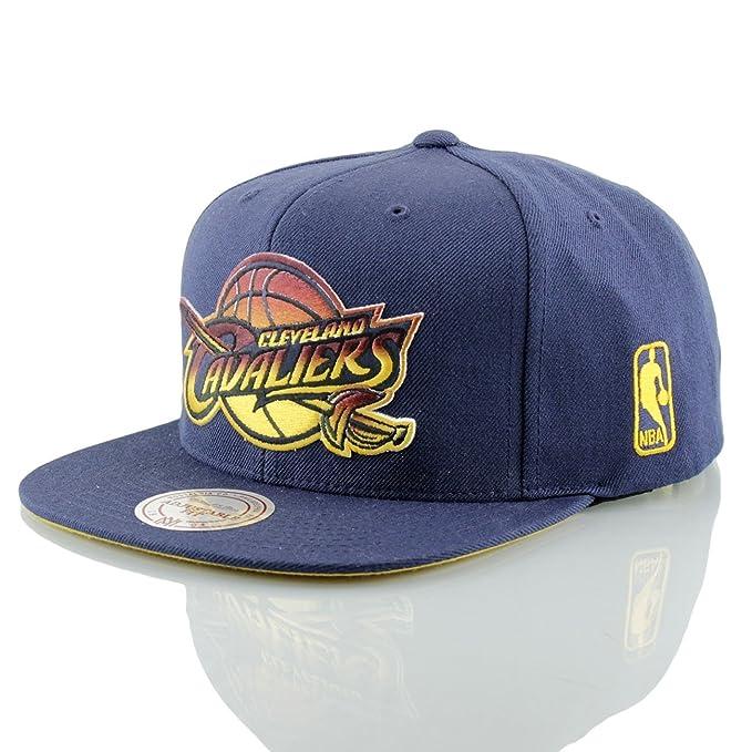 Mitchell & Ness Mujeres Gorras / Gorra Snapback Gradient NBA Cleveland  Cavaliers
