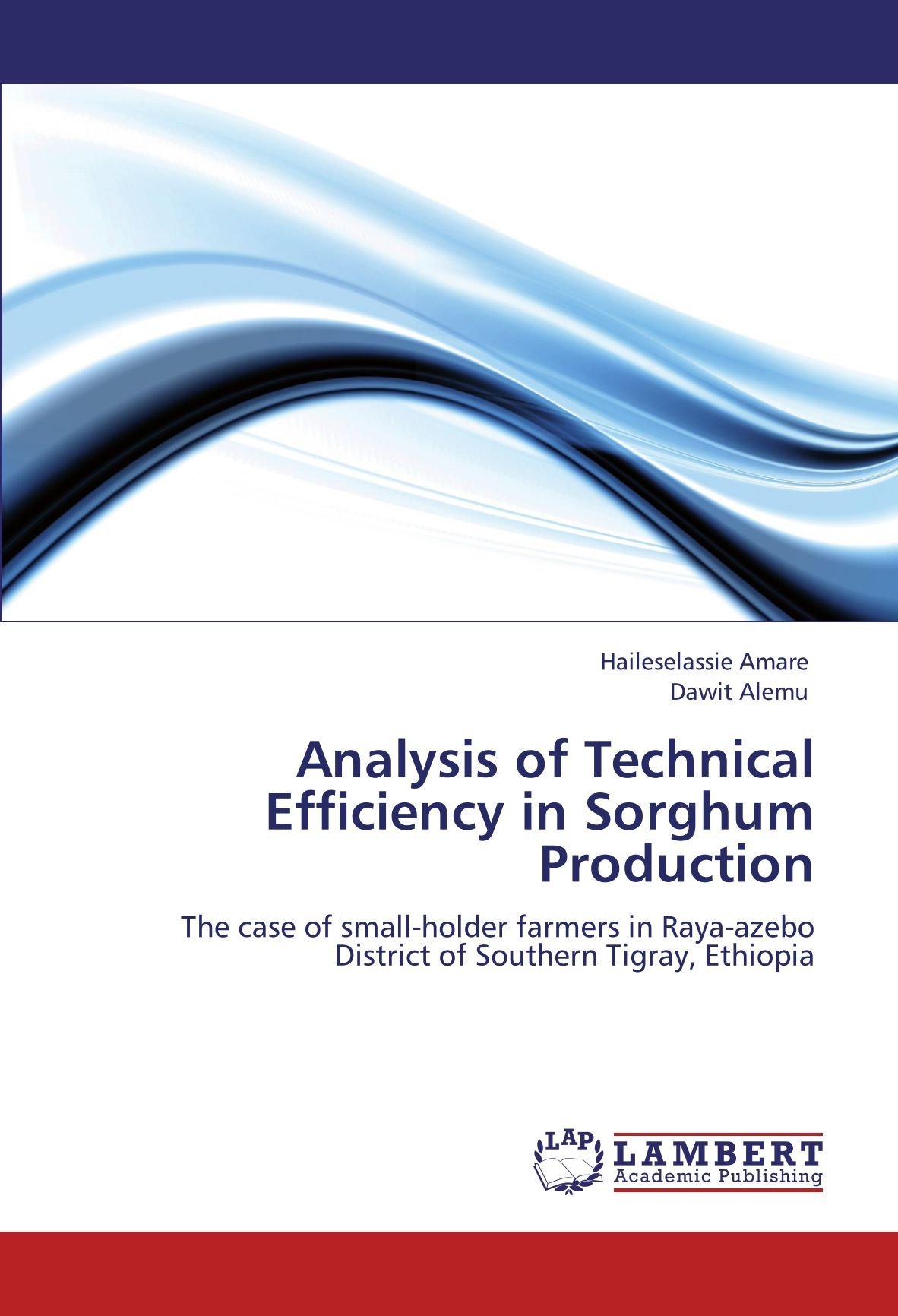 Download Analysis of Technical Efficiency in Sorghum Production: The case of small-holder farmers in Raya-azebo District of Southern Tigray, Ethiopia pdf epub