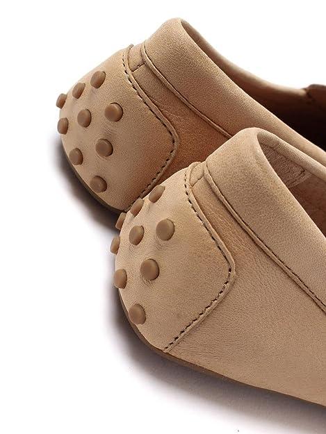 Lauren Ralph Lauren - Mocasines para Mujer, Color marrón, Talla 39: Amazon.es: Zapatos y complementos