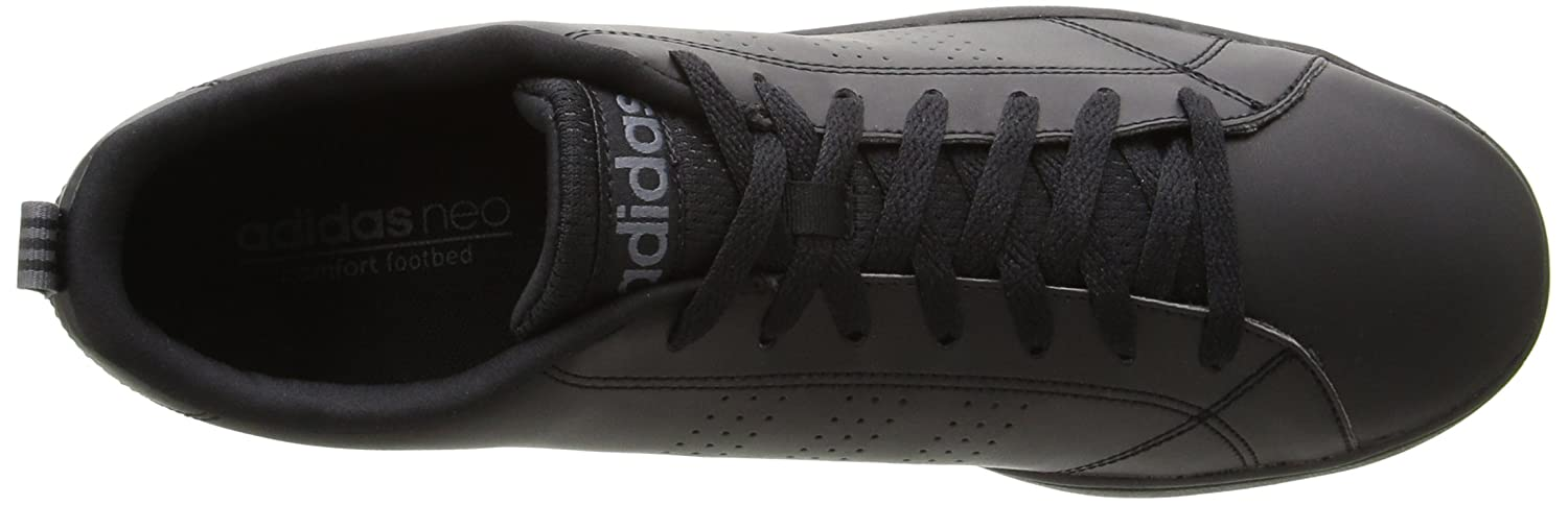 men's adidas neo cloudfoam advantage clean low shoes