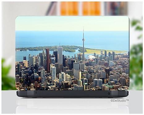 Destudio Toronto Canada 15 6 Laptop Skin Stickers 13420