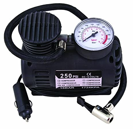 Amazon pit lane 12vac250 12 volt air compressor home improvement pit lane 12vac250 12 volt air compressor sciox Images