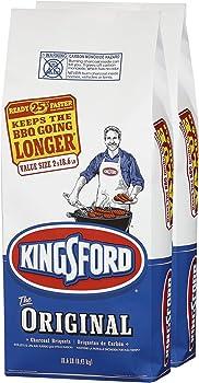 2-Pack Kingsford 18.6 lb. Charcoal Briquettes
