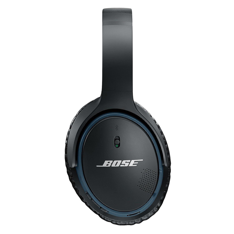 6f245b93097 Amazon.com: Bose SoundLink around-ear wireless headphones II, Black: Home  Audio & Theater