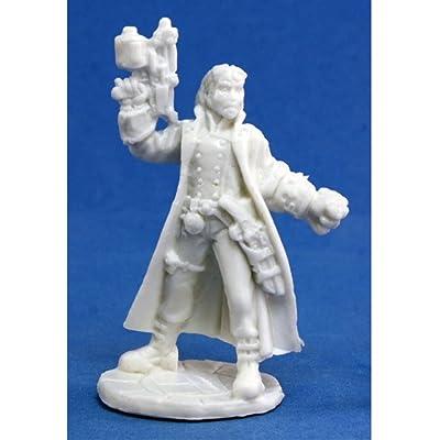 Reaper Miniatures 80005 Bones - Chrono Andre Durand: Toys & Games