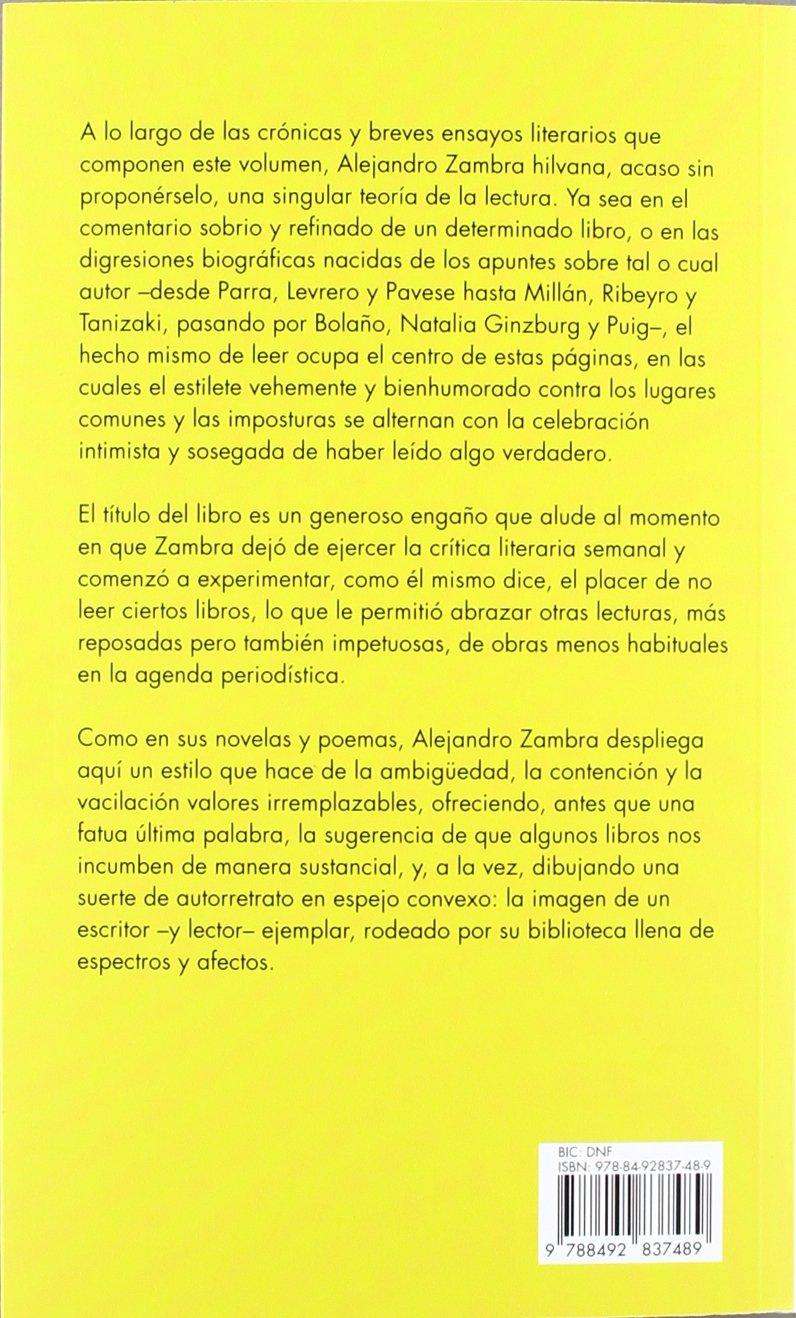 No leer (Heroes Modernos) (Spanish Edition): Alejandro ...