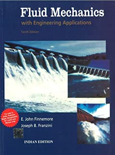 Fluid mechanics with engineering applications e john finnemore fluid mechanics with engineering applications fandeluxe Choice Image