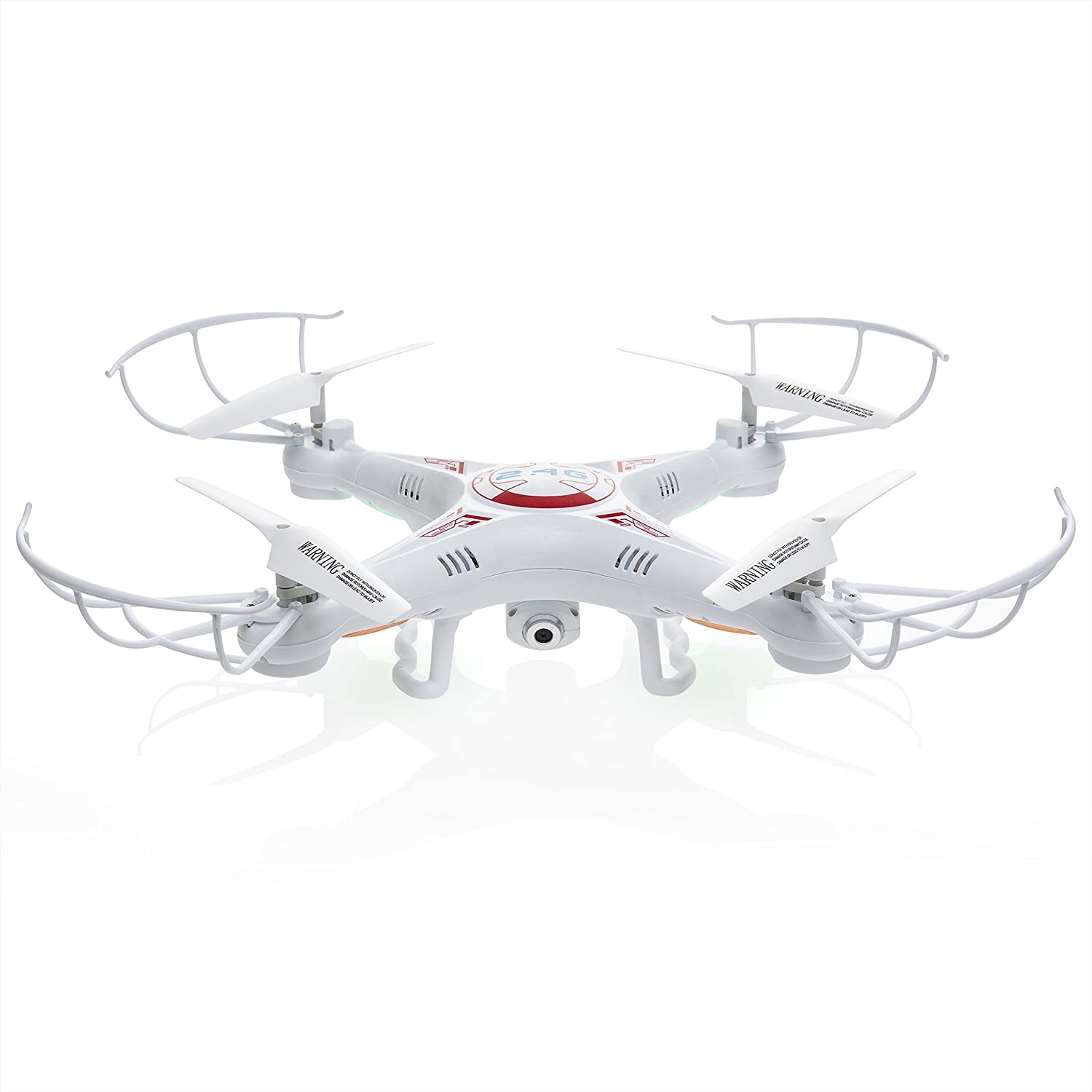 Best Choice Product RC 6-Axis Quadcopter Flying Drone Toy With Gyro and HD Camera Remote Control LED Lights Best Choice Products