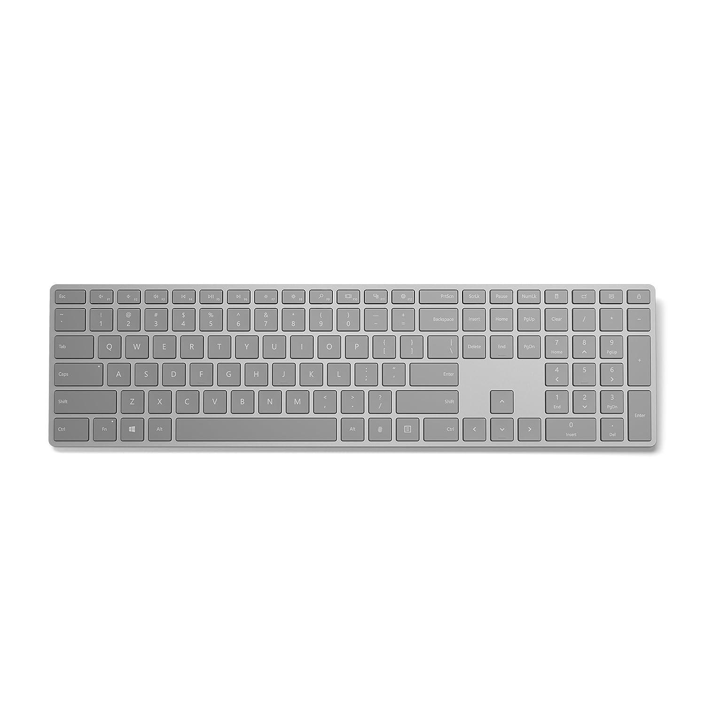 Microsoft Modern Keyboard silber: Amazon.de: Computer & Zubehör
