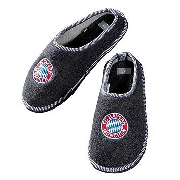 FC Bayern München pantoffelmann-Zapatillas logo Talla:36 DmhvXJ0V9G