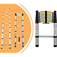 Leogreen - Telescopic ladder, Échelle Extensible