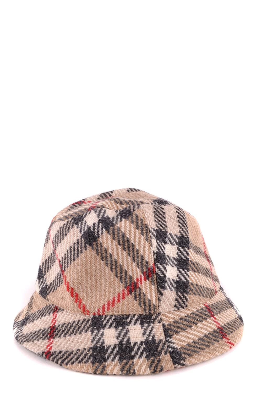 Burberry Cappello Uomo MCBI056236O Cotone  Amazon.it  Abbigliamento 7ebda4fbca63