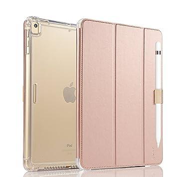 vanctec para ipad 2018 de 9.7, iPad Air, iPad Air 2 caso, iPad Air funda, nuevo iPad 2017 Funda, Smart soporte Carcasa resistente impacto resistente ...
