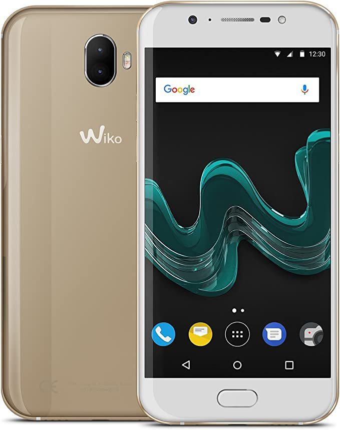 Wiko WIM SIM Doble 4G 64GB Oro: Wiko: Amazon.es: Electrónica