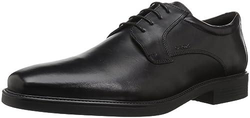 Geox Cerrado Hombre, Color Negro, Talla 46