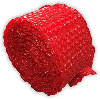 product image for Mrboxonline Red Bubble Cushioning Red Hearts Design for Wrapping and Packing of Items During Shipment by Sealed Air