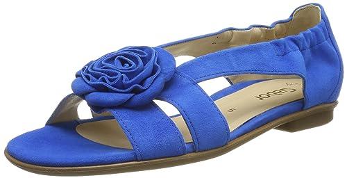 Con Pulsera Gabor Shoes FashionSandalia MujerAmazon Para sChrtQd