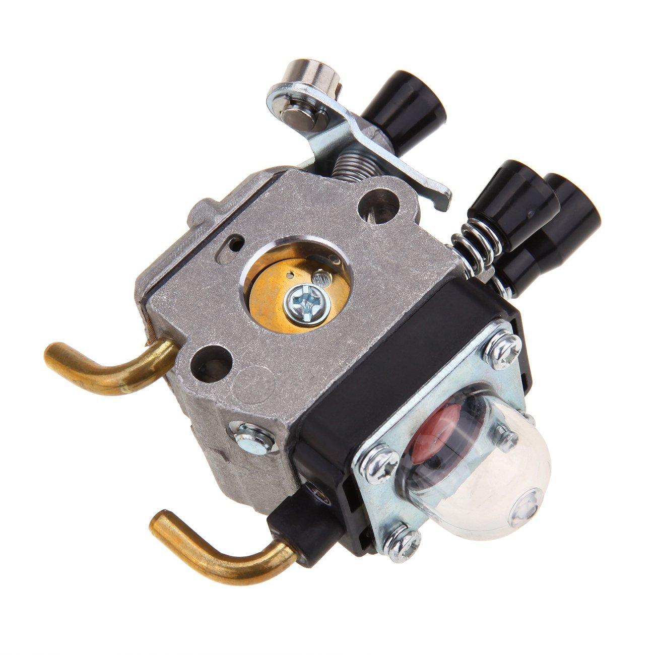 Amazon.com: Ridgeyard Carburetor Carb for STIHL FS38 FS45 ...