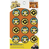Wilton 710-7112 Despicable Me 3 Minions 3 Icing Decorations, Assorted