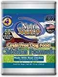 Tuffys Nutrisource Grain-Free Canned Chicken Dog Food, 13 Ounce, Pack of 12
