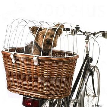 Alambre de protección de cesta para bicicleta bicicleta Gatos Perros de bicicleta eléctrica: Amazon.es: Productos para mascotas