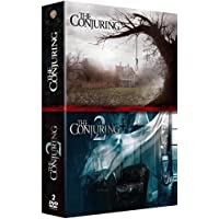 Coffret Conjuring : Conjuring : Les Dossiers Warren + Conjuring 2 : Le Cas Enfield