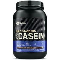 Optimum Nutrition 100% Casein Gold Standard, Chocolate Supreme, 908g