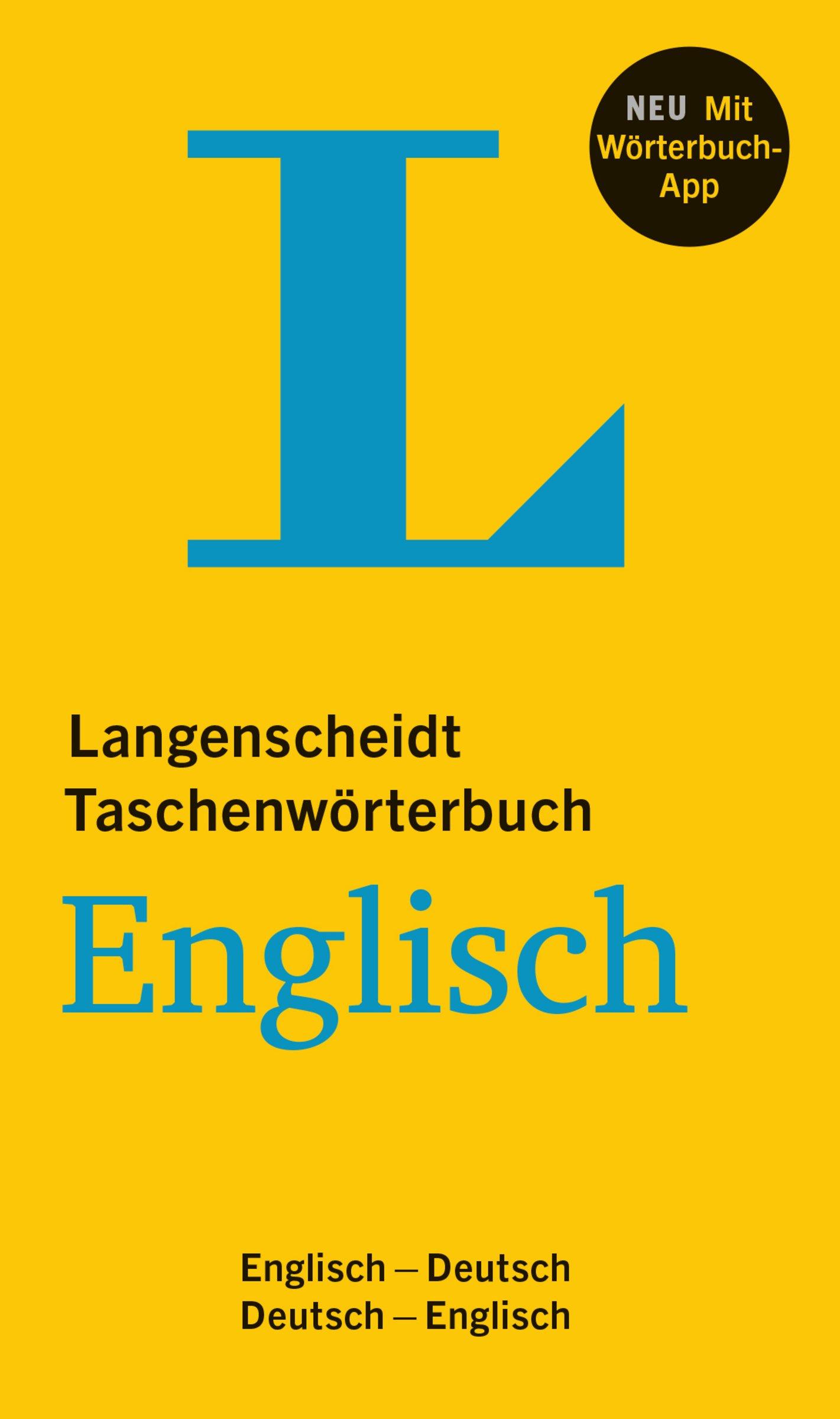 langenscheidt taschenwrterbuch englisch buch und app englisch deutschdeutsch englisch langenscheidt taschenwrterbcher amazonde redaktion - Asop Lebenslauf