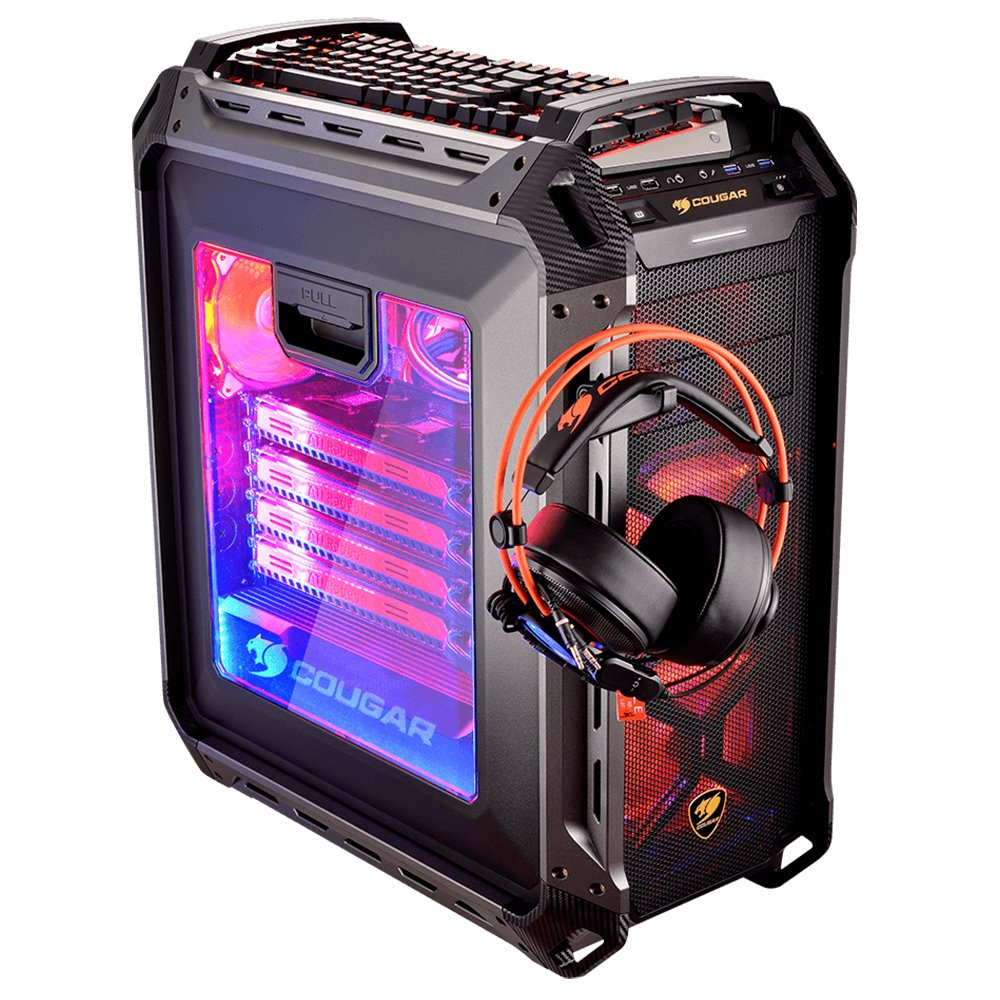 Cougar Panzer Max Ultimate Full Tower Gaming Case
