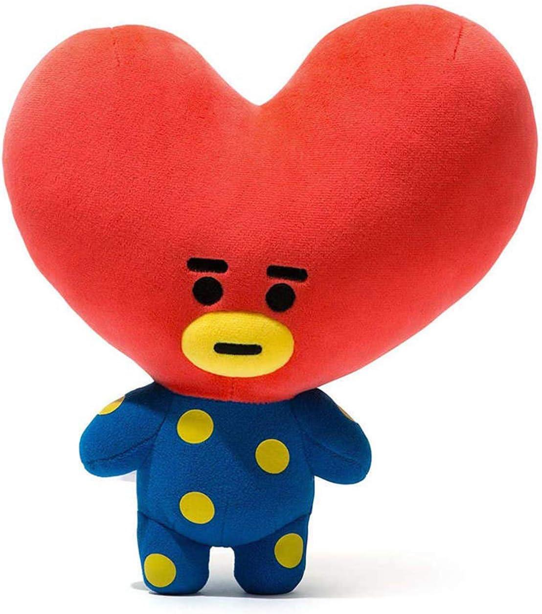 BTS Plush Toy Baby Doll Pillow Soft Animal Stuffed Plush Doll 8 inch Love