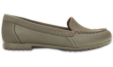 Crocs Marin Colorlite Loafer Damen pewter 42-43EU